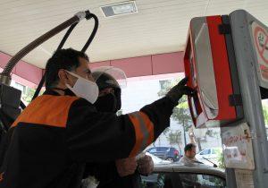 واکسیناسیون کارگران جایگاههای سوخت خوزستان آغاز شد