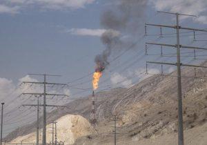 کاهش ۲.۶ گیگاوات تولید برق عراق در پی صادرات کمتر گاز ایران