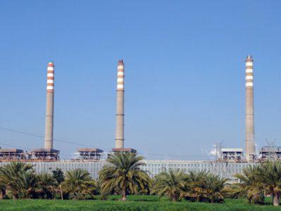 بازگشت یک واحد نیروگاه رامین اهواز به شبکه برق کشور