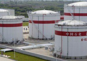 بهبود واردات نفت چین