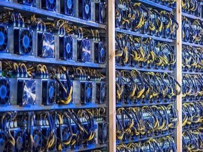 مصرف برق مراکز کشفشده استخراج رمز ارز معادل یک نیروگاه ۸۰۰ مگاواتی