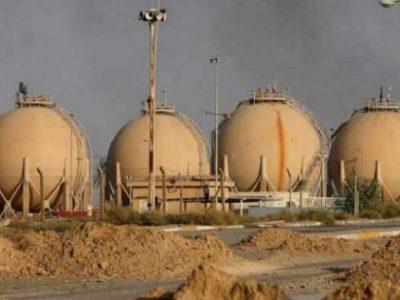 حمله موشکی به شرکت نفت استان صلاح الدین عراق