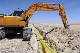 پروژه گازرسانی به ۹۳ روستای یزد در حال اجراست