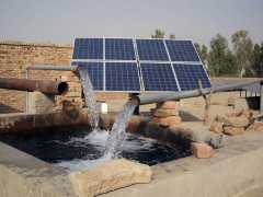 احداث 3 هزار مگاوات نيروگاه تجديدپذير براي برقرساني به چاه هاي كشاورزي