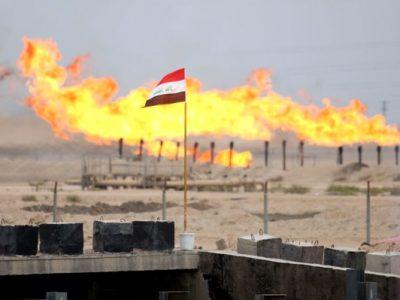 عراق و توتالانرژیز قرارداد ۲۷ میلیارد دلاری امضا کردند
