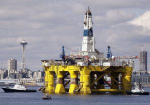 سکوهای نفتی فعال آمریکا شدیدترین کاهش را در یک سال اخیر ثبت کرد