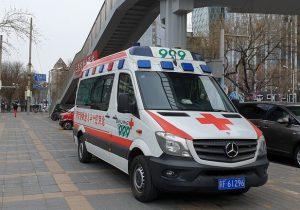 انفجار یک تانکر سوخت در چین با ۱۳ نفر کشته و زخمی