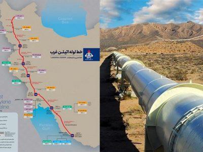 قرارداد بهرهبرداری از بزرگترین خط لوله اتیلن جهان امضا میشود