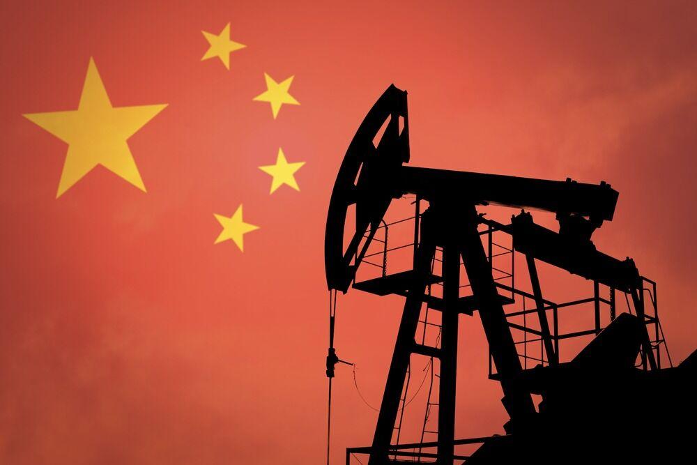 افزایش واردات نفت خام چین در ماه اوت