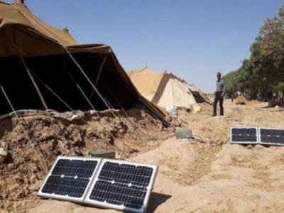 ۲۲۰ نیروگاه برق خورشیدی برای مددجویان کمیته امداد خراسان شمالی احداث می شود
