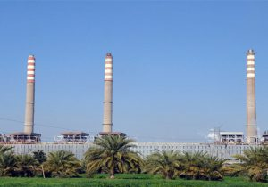افزایش تولید برق در نیروگاه رامین در گرمای طاقت فرسای خوزستان