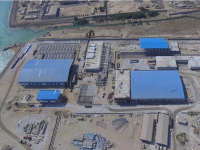 ۲۰ نیروگاه هسته ای برای شیرین سازی آب در ایران