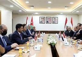 نشست وزرای انرژی مصر، سوریه، لبنان و اردن در امان