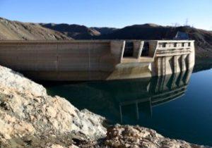 ذخیره آب سد زایندهرود به ۲۲۲ میلیون متر مکعب رسید