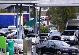 قیمت بنزین در انگلیس رکورد زد؛ بالاترین میزان در ۹ سال گذشته!