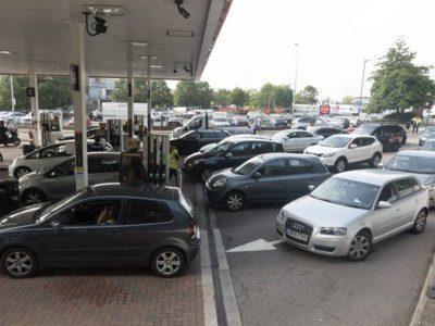 بحران کمبود سوخت در انگلیس ادامه دارد