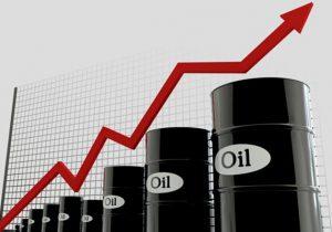جهش نرخ جهانی نفت خام با افت ذخایر آمریکا