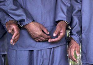 دستگیری ۵ سارق بنزین از خط انتقال پالایشگاه تهران در کهریزک
