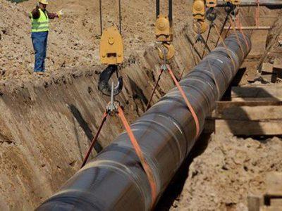 آغاز گازرسانی به پالایشگاه بنزین شهرستان مهر